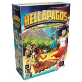Gigamic Hellapagos GFXH Board Game