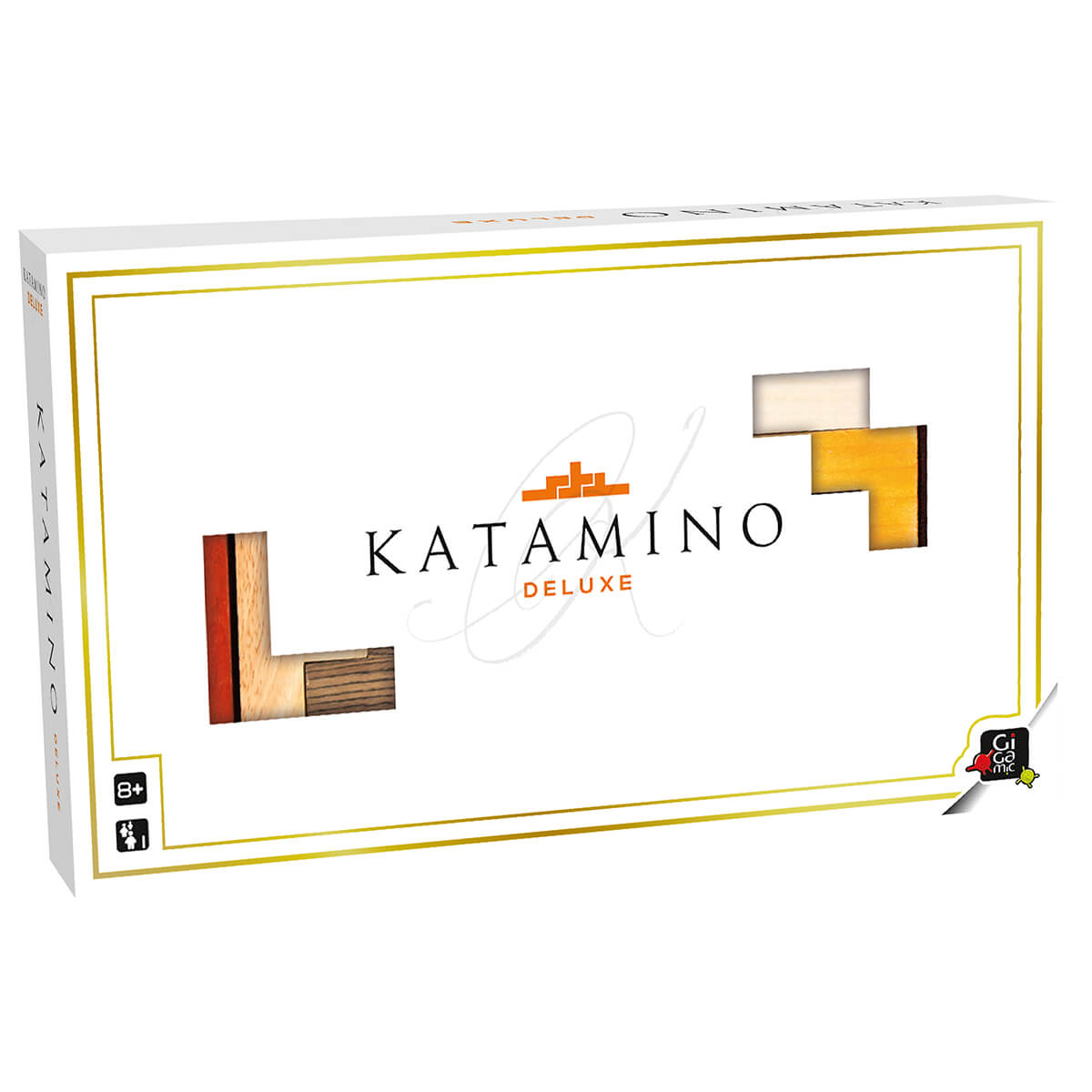 Gigamic Katamino Deluxe GZKL Board Game