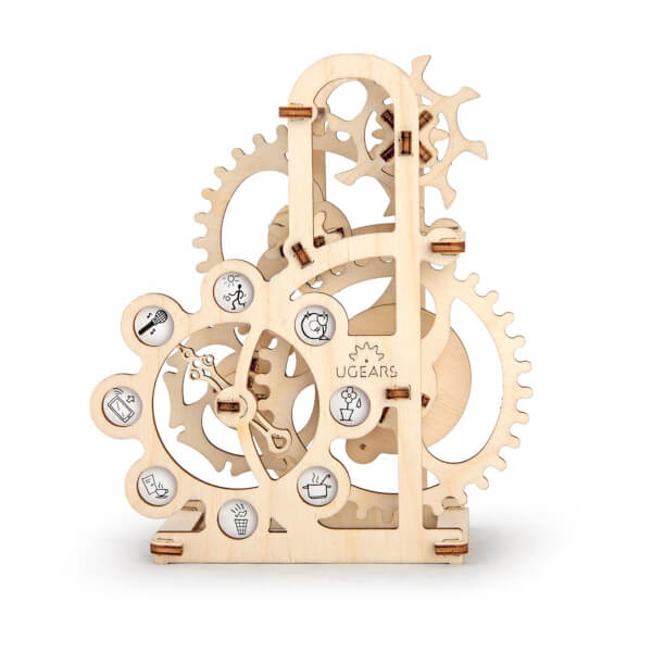 UGears Dynamometer 3D Puzzle 502214