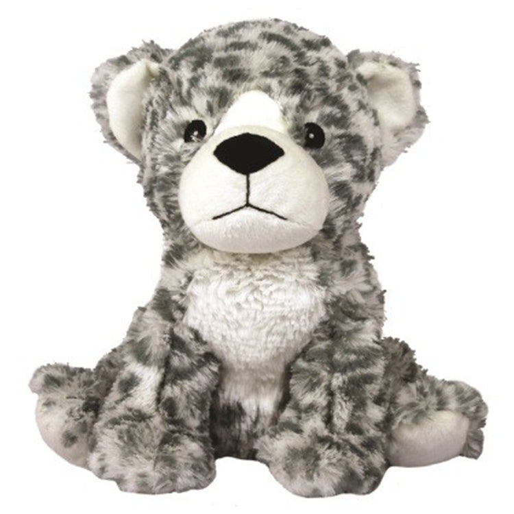 Warmies Cozy Plush Snow Leopard 13""