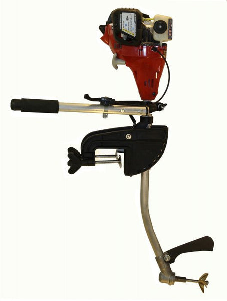 Aqua Bug® 2-Stroke Outboard Motor by Bike Bug®