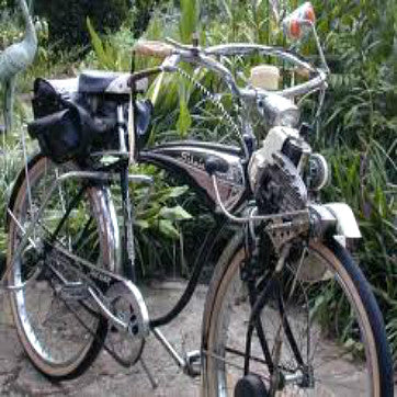 Classic Front Wheel Drive Bike Bug® Bicycle Engine