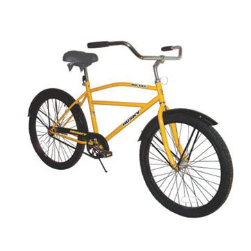 Husky® Industrial Grade Bicycle - Yellow 26""
