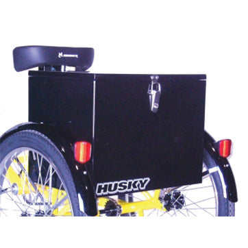 Husky® Industrial Tool Box for Tricycle