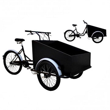 Boxter 26/20 STD Cargo Tricycle by Bike Bug®