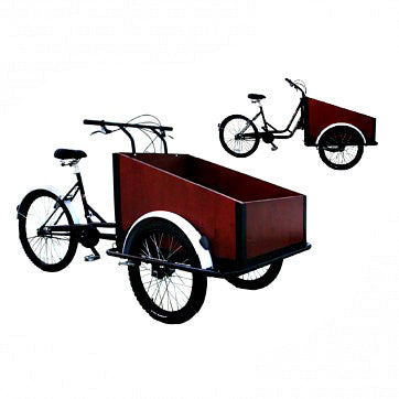 Boxter 26/60 DLX Cargo Tricycle by Bike Bug®