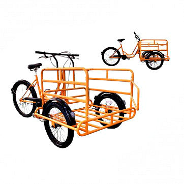 Carrier 26/20 STD Cargo Tricycle by Bike Bug®