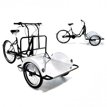 Versa 26/20 Deluxe Cargo Tricycle 3 Speed