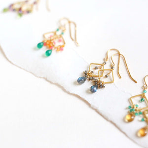 Mini Gemstone Everyday Earring Collection
