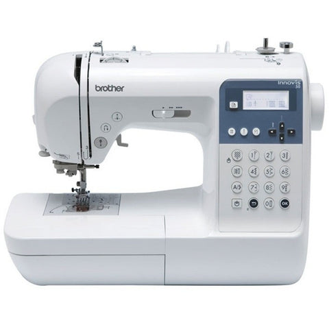 Máy May Brother NV50 (DEMO) - Máy May Đa Năng Brother NV50 (Sewing Machine) -  DEMO Máy May Đa Năng Brother