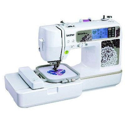 Brother NV955 - Máy May + Thêu Brother NV955 (Sewing + Embroidery Machine)