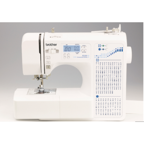 Máy May Brother FS101 - Máy May Gia Đình Brother FS101 (Sewing Machine) -  Máy May Máy May Đa Năng Brother