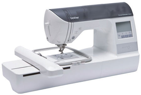 Máy Thêu Vi Tính Brother NV750E - Máy Thêu Brother NV750E - Easy to Use Embroidery Machine