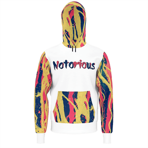 The Notorious php Hoody (white)