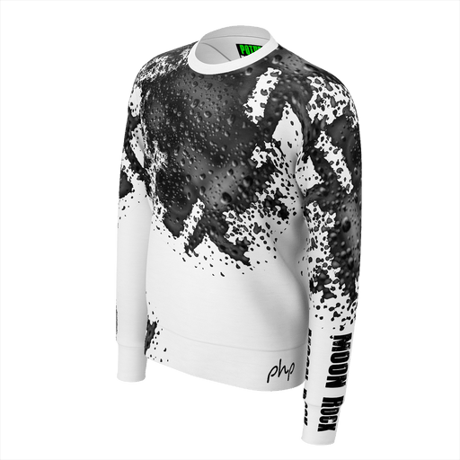 Moon Rock White Long Sleeve