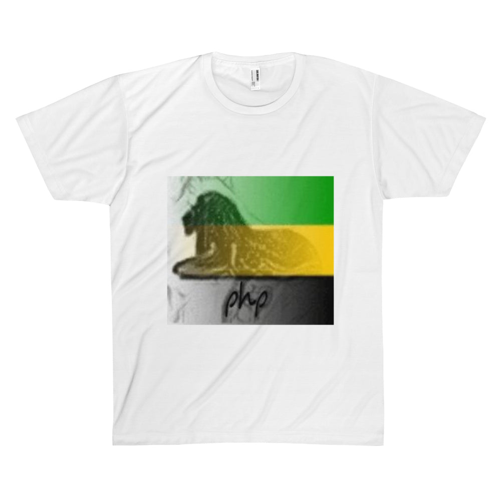 php Rasta Lion T-shirt