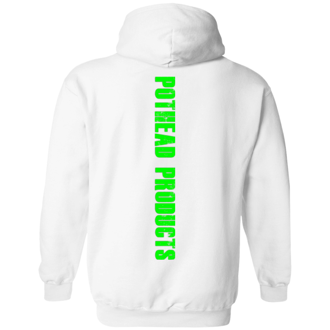 Pothead Products Spine Pullover Hoodie