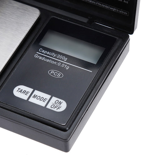 Black Digital Pocket  Scale