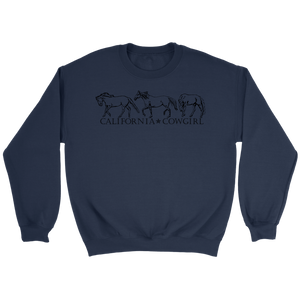 California Cowgirl Sweatshirt