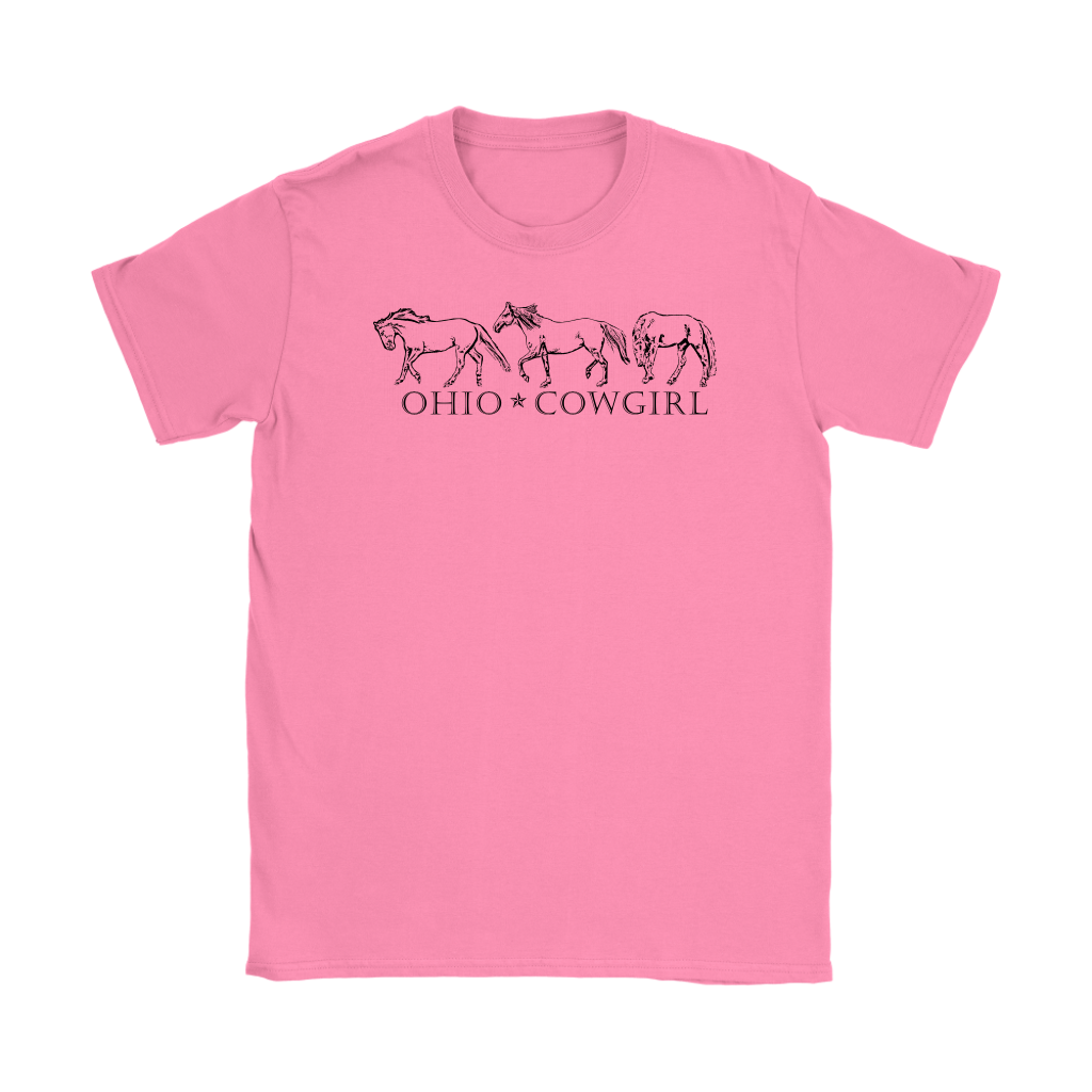 Ohio Cowgirl T-Shirt