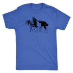 Herd of Friends Mens T-shirt