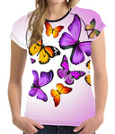 Garden of Butterflies Shirt