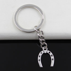 Horseshoe Key Chain