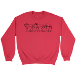 Ohio Cowgirl Sweatshirt