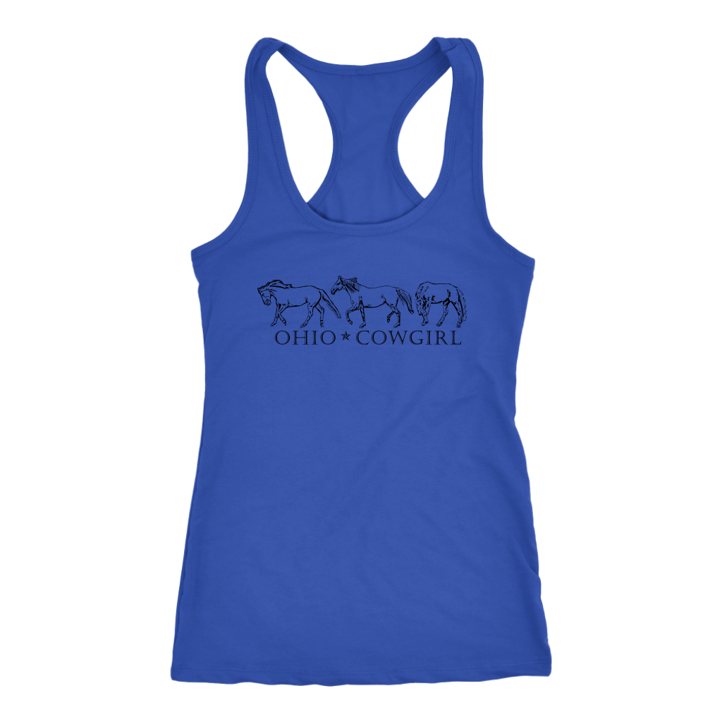 Ohio Cowgirl Tank Top