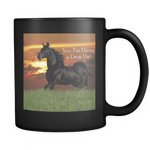 Great Day Horse Mug
