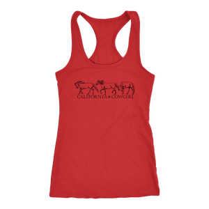 California Cowgirl Tank Top