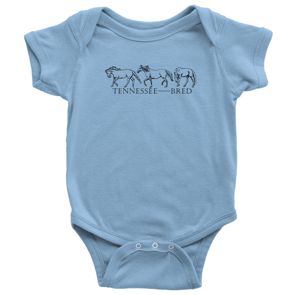 TENNESSEE BRED Baby Body Shirt