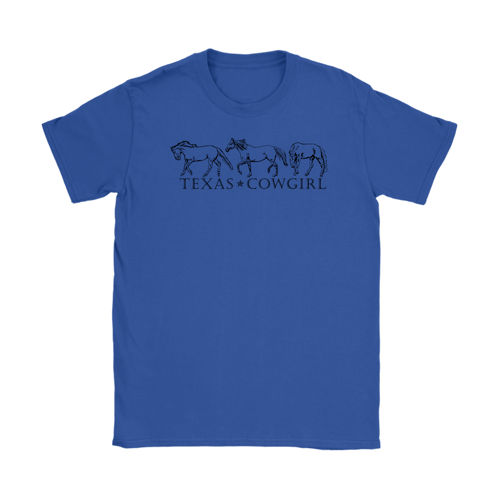 Texas Cowgirl T-Shirt