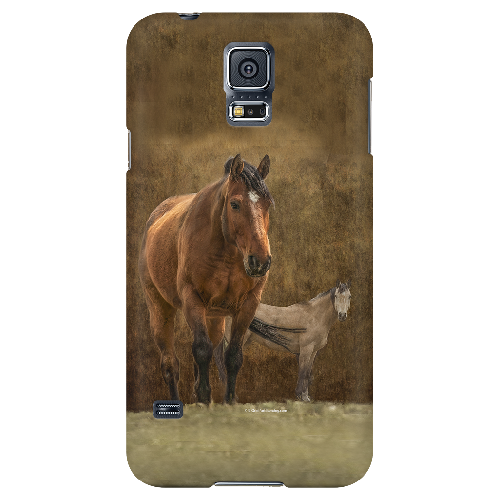 Rustic Horse Cell Phone Case