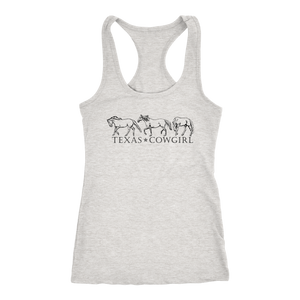 Texas Cowgirl Tank Top