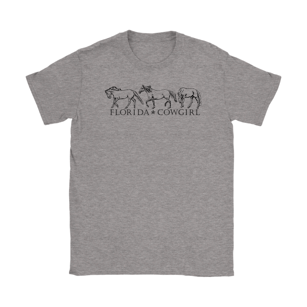 Florida Cowgirl T-Shirt