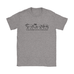 California Cowgirl T-Shirt