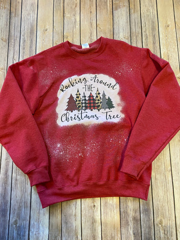 Rocking Around -THE- Christmas Tree Sweatshirt
