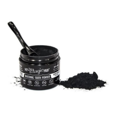 Activated Charcoal Tooth Powder for Whitening