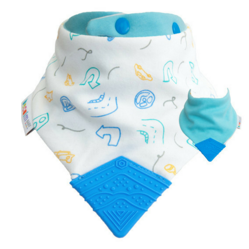BECALM® Teething Dribble Bib - Wellness Home and Life
