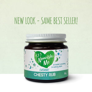 Chesty Rub for Kids - 123Nourish Me - Wellness Home and Life