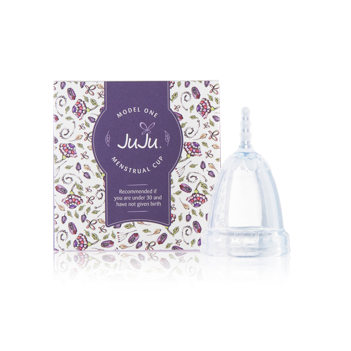 Juju Menstrual Cup - Model 1 - Wellness Home and Life