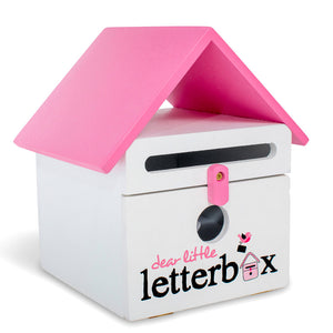 Pink Dear Little Letterbox - Wellness Home and Life