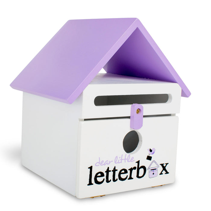 Violet Dear Little Letterbox [New Stock Arriving Early October]