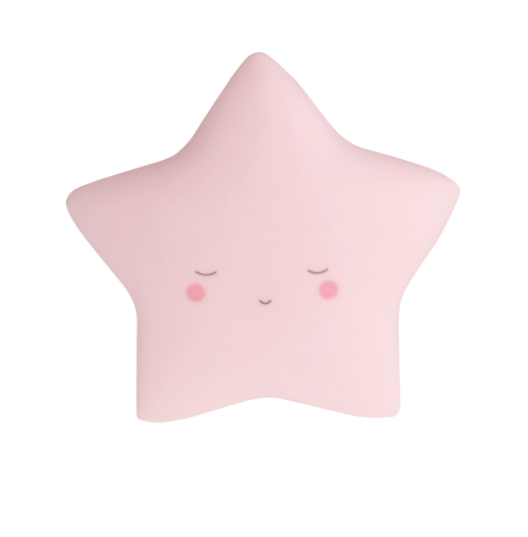 Little Dreams Star - Baby Pink