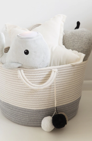 Whale - Grey [Arriving August] - Wellness Home and Life