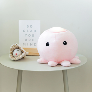 Octopus - Pink [Arriving August] - Wellness Home and Life