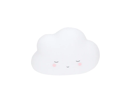 Little Dreams Cloud - White
