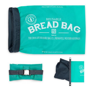 Reusable Bread Bag - Wellness Home and Life