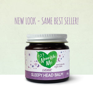 Sleepy Head Balm - 123Nourish Me - Wellness Home and Life